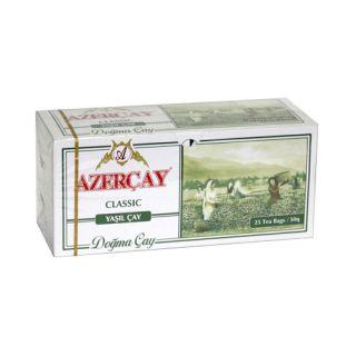Чай Азерчай  green tea  25пак*24шт