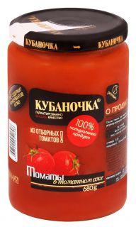 Томаты в томат/соку