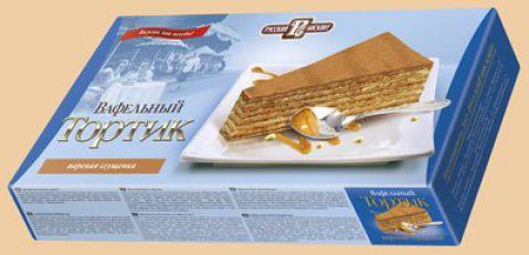 Торт сгущенка вар. 220г*12