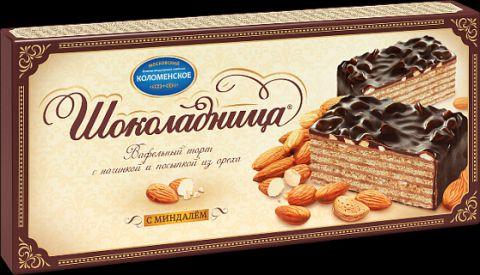 Торт вафельный  Коломенское