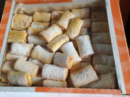 Печенье-слойка