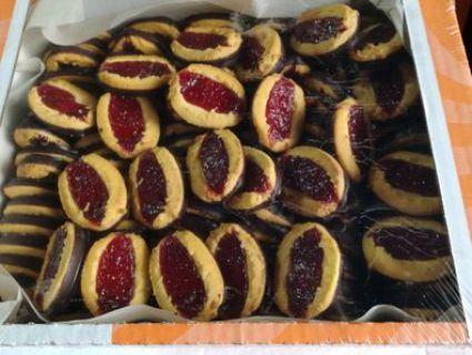 Печенье ПАОЛИНО с вишней 2кг*1шт