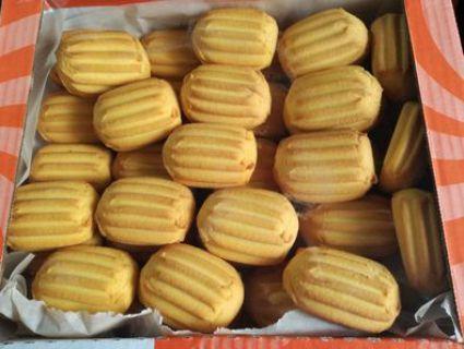 Печенье ЧАКИ с начинкой взбитые сливки 2кг*1шт