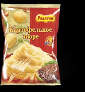 Пюре картофельное Роллтон 120гр*10