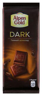 Шоколад Альпен Голд тёмный 85гр*5бл*21шт