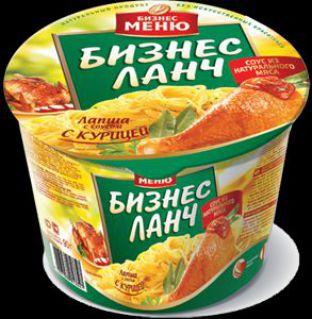 ВБП Бизнес Ланч курица  СТАКАН 90гр*24шт