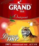 Чай Великий тигр  отборный 100пак*8шт(1,8гр,с/я)
