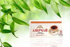 Чай Азерчай  с Бергамотом  25пак*24шт