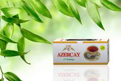 Чай Азерчай  с Бергамотом ИНДИВ.УПАК. 25пак*24шт