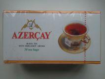 Чай Азерчай  с Бергамотом  50пак*24шт