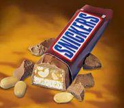 Шокол.батончик  Сникерс  50,5гр*6бл*48шт