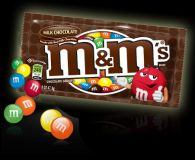 М&М шоколадный 50гр*6бл*32шт