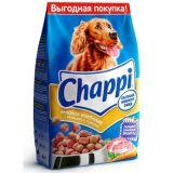 Корм Чаппи мясное изобилие  600гр*12шт м/уп