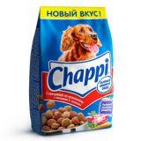 Корм Чаппи с говядиной  600гр*12шт м/уп