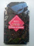 Чай MOUSSA Клубника со сливками 200гр*12шт м/у
