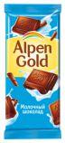 Шоколад Альпен Голд молочный 90гр*5бл*20шт
