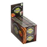 Жев.конфета Кислица кола,мохито.вишня,персик 18гр*36бл*20шт
