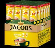 Кофе Якобс 3 в 1 Мягкий 12гр*24шт*10бл