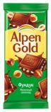 Шоколад Альпен Голд фундук 90гр*5бл*20шт